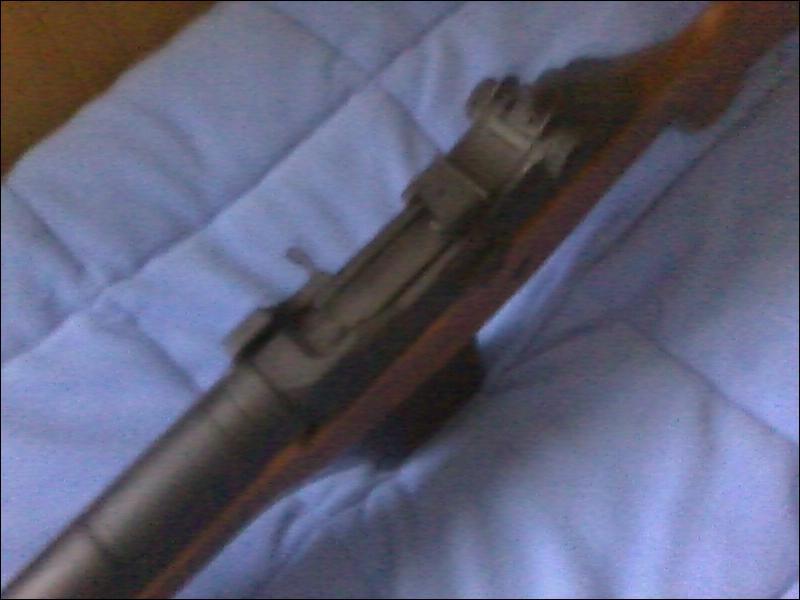Quelle culasse détient le M14