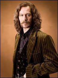 Sirius Black meurt dans le 5ème film, mais qu'était-il pour Harry ?