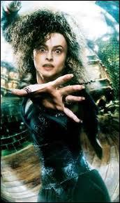 Qui est tué par Bellatrix Lestrange en tentant de s'échapper avec Harry et les autres ?