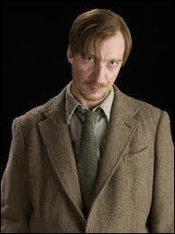 De qui est amoureux Rémus Lupin ?