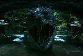 Dans le second film, quelle créature est tuée par Harry ?