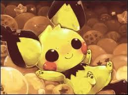 Qui et ce mignon petit Pokémon ?