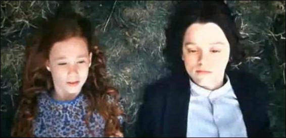 Dans le récit du Prince, il y a une scène où Lily et Severus sont en train de traverser la cour du château, et où Lily dit à Rogue qu'elle déteste certaines personnes qu'il fréquente. Lesquelles ?