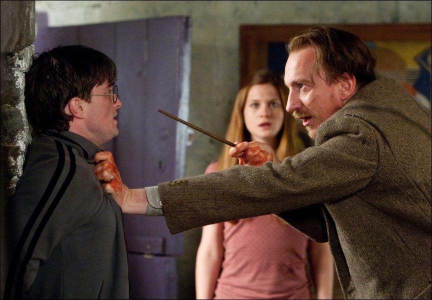 Lorsque Lupin dit à Harry qu'il faut qu'il utilise plus que le sortilège de Désarmement lors d'un combat, Harry se souvient d'un membre de l'AD qui lui avait fait la même remarque. Qui était-ce ?