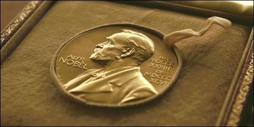 Combien y a-t-il de catégories de prix Nobel ?