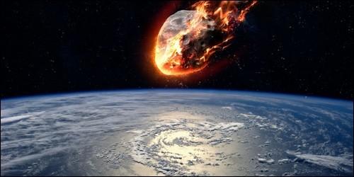 L'astéroïde est :
