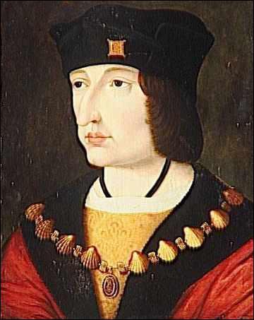 Quel roi meurt en se cognant la tête à la traverse d'une porte en 1498 ?