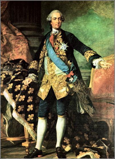 De quoi meurt Louis XV en 1774 ?