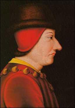 A la fin de sa vie Charles VII craint d'être empoisonné par son fils, le futur Louis XI (voir portrait). Que fait Charles VII pour se protéger ?