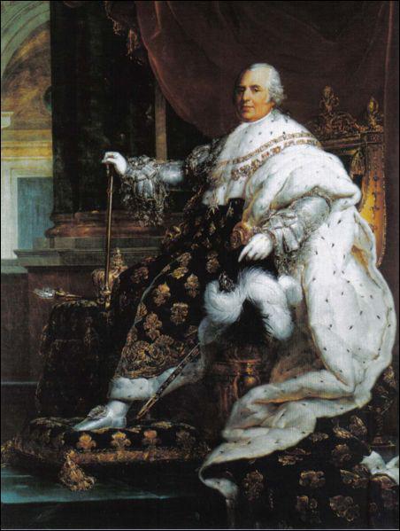 Quel est le dernier roi de France à mourir sur le trône ?