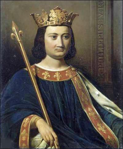 Philippe le Bel décède en 1314 parce qu'il a eu un malaise cérébral et... ?