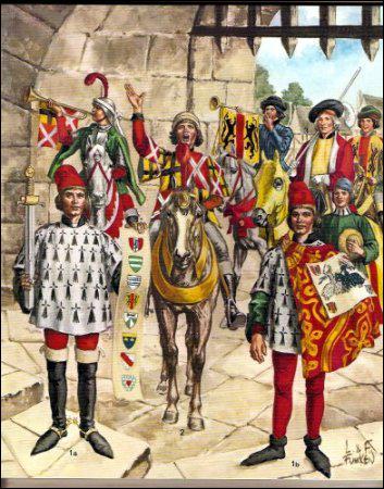 La formule 'Le roi est mort. Vive le roi ! ' est prononcée lors de l'inhumation du souverain à partir de... ?