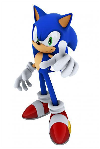 A quel univers appartient Sonic ? (facile)