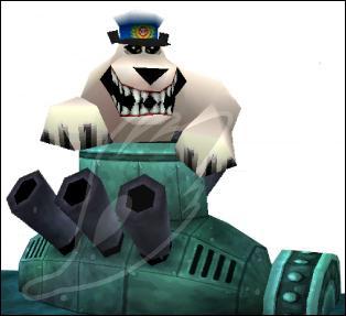 A quel univers appartient Bearminator ?