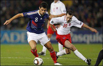 Face aux joueurs amateurs du Luxembourg, les français l'ont à chaque reprise emporté...