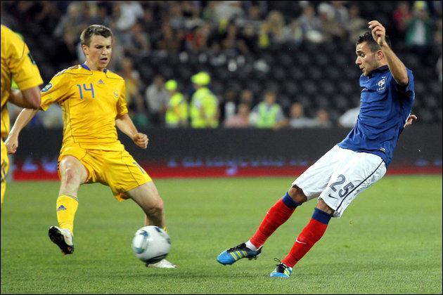 Face à l'Ukraine, la France s'est découvert un nouveau talent : Marvin Martin. Ce dernier a réalisé en un quart d'heure...