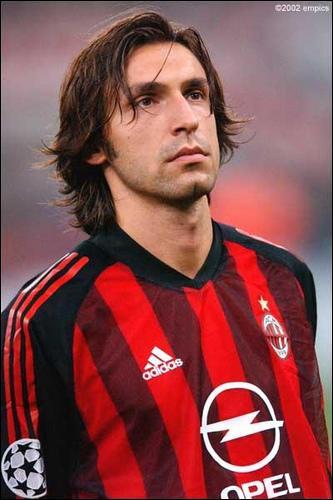 Andreas Pirlo a quitté l'AC Milan pour rejoindre...