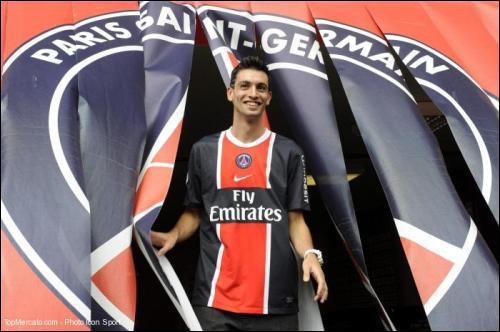 Avec l'arrivée des Qatariens, le PSG a signé un transfert record pour la ligue1 en faisant signer Javier Pastore pour...