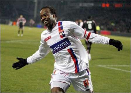 Sidney Govou a décidé de rejoindre un club promu en Ligue1 :