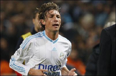 Le défenseur argentin Gabriel Heinze a quitté la canebière pour rejoindre...