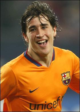 Le petit croate Bojan Krkic a quitté les Blaugrana de Barcelone pour se rendre...