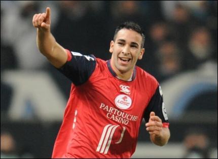 Adil Rami a rejoint le club espagnol de...