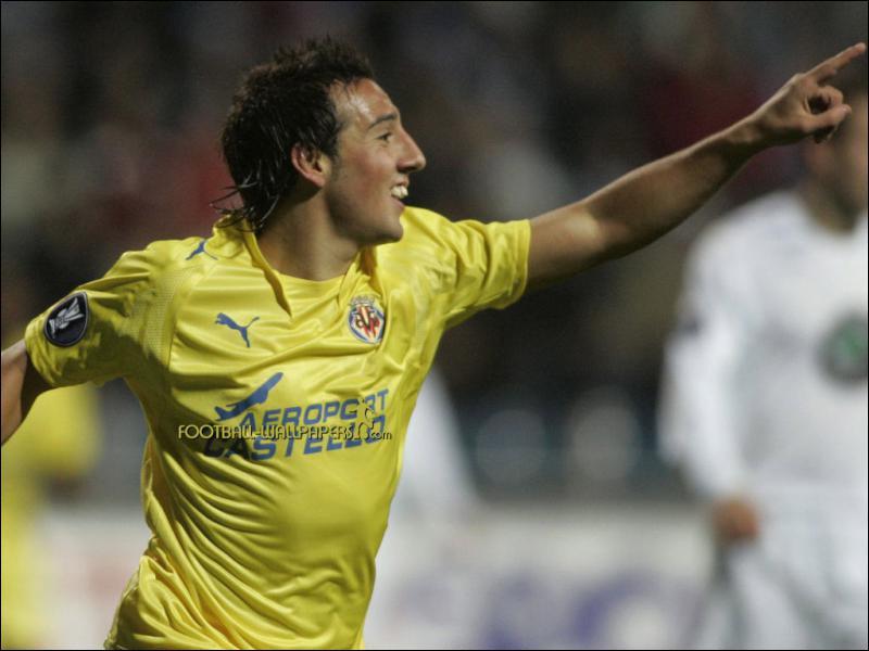 Santi Cazorla a quitté le sous-marin jaune de Villareal pour se rendre dans un autre club ibère, celui de...