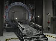 Combien de chevrons sont enclenchés sur la Porte des Etoiles de la Terre pour aller sur Atlantis lors de l'épisode pilote de la série ?