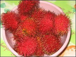 Ce fruit, apporté par les Hmongs en Guyane , est ...