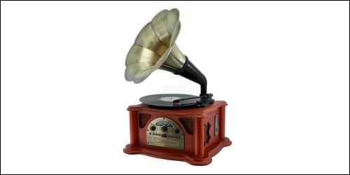Qui a inventé le phonographe ?