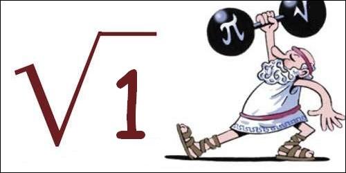 Quelle est la racine carrée de 1 ?