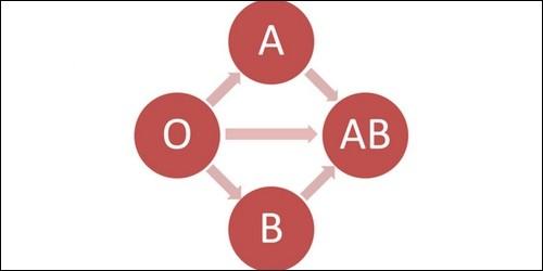 Quel groupe sanguin est receveur universel ?