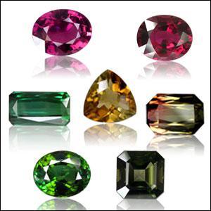 Quel est le système cristallin de la tourmaline ?
