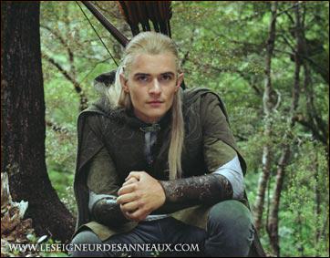 Quel est le nom du père de Legolas ?