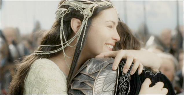 Combien Aragorn et Arwen ont-ils d'enfants ?