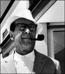 Georges Simenon célèbre créateur de Maigret était... . .