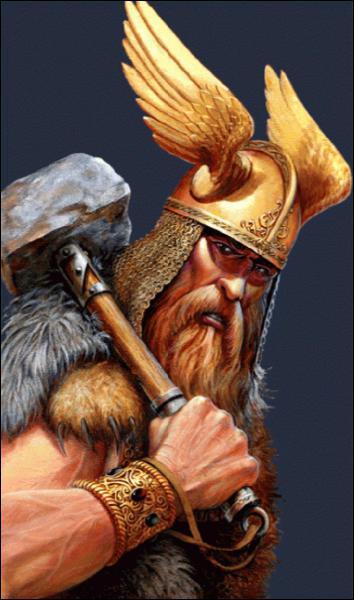Par rapport à Odin, Thor est son... ?
