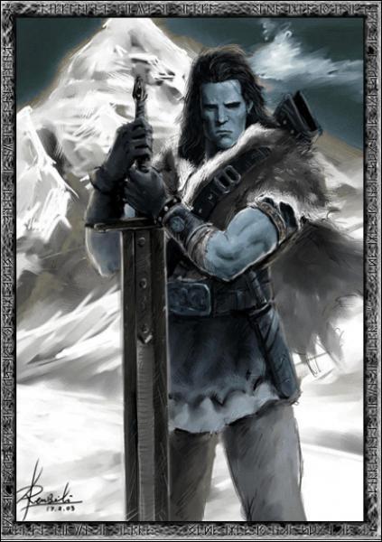 Quelle divinité malfaisante envers les dieux et les hommes, n'est pas priée par les Vikings ?