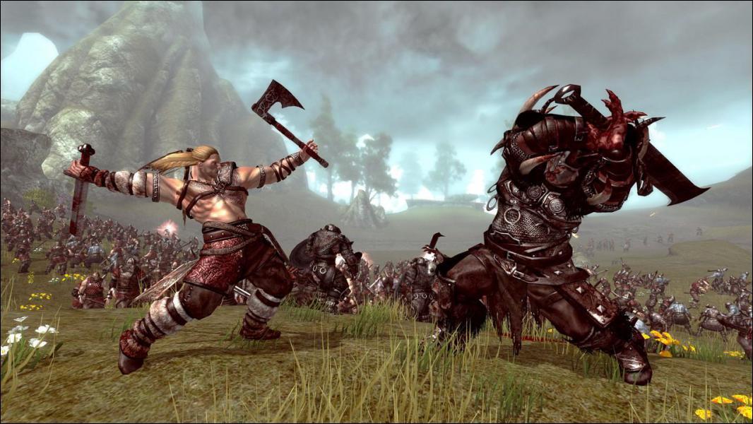 Selon la mythologie viking, à la fin du monde, les dieux affronteront les forces du mal, mais tout périra avant de renaître. Cette fin du monde est appelée le 'Crépuscule des dieux' ou . . ?