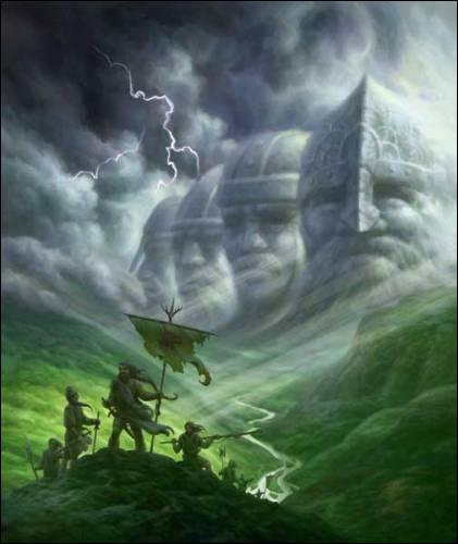 Comment s'appelle le paradis des guerriers vikings ?