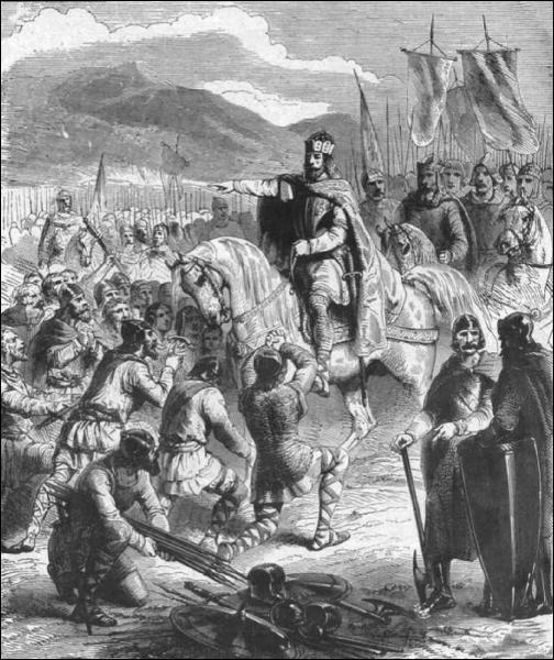 Les Vikings se convertissent au christianisme... ?