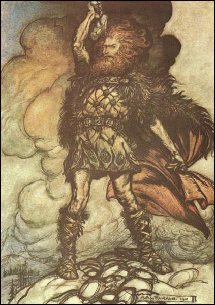 Selon une légende du XIIIème siècle, le prince viking Siegfried possède l'or maudit des Nibelungen. Mais qui sont ces derniers ?