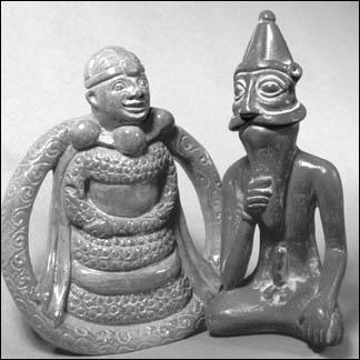 La religion des Vikings peut-être qualifiée de... ?