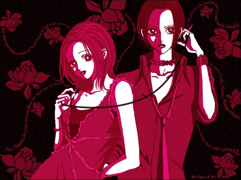 Dans quel manga ces deux jeunes filles aux même noms deviennent-elles colocataires ?