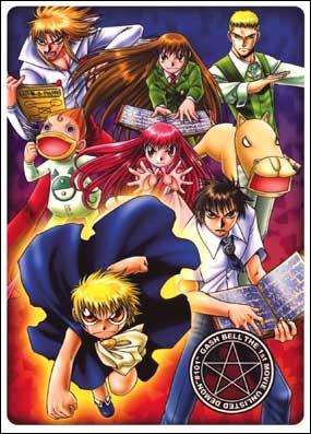 Dans quel manga peut-on voir ces personnages ?