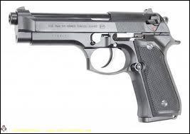 Quel est le nom de cette arme de Call of duty modern warfare 2 ?
