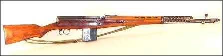(Bonus) Quel est le nom de cette arme de Call of duty 2 ?