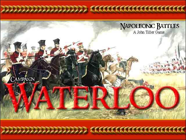 Contre qui Napoléon se battait-il lors de la bataille de Waterloo ?