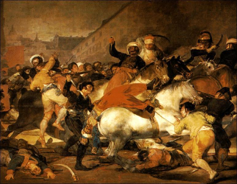 Quel jour les paysans espagnols se sont-ils révoltés ?