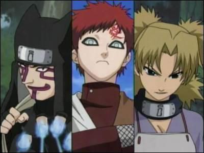 Qui est le personnage qui est à gauche ?